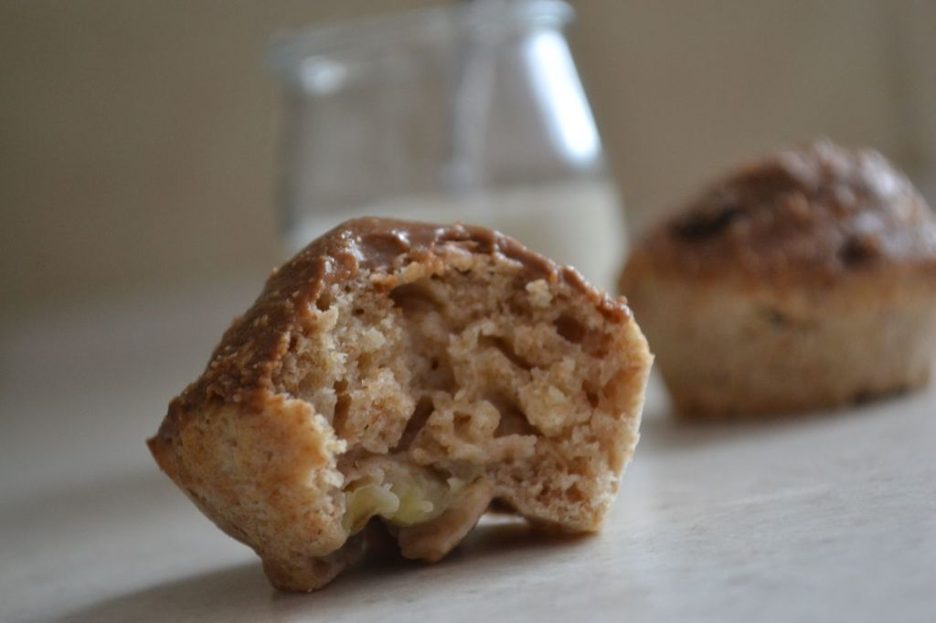 orkiszowe muffiny